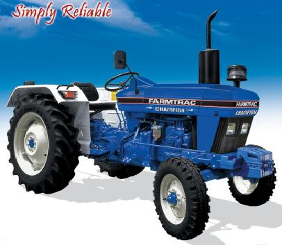 NEW FARMTRAC